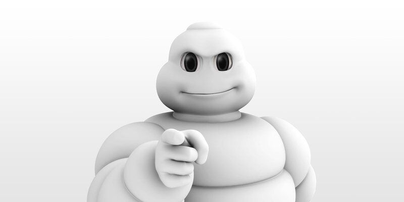 Bibendum dit le bonhomme Michelin
